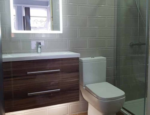 Ensuite Bathroom Fitout Waterloo