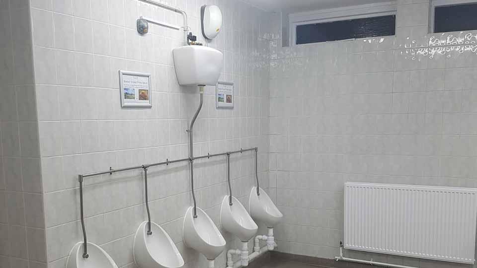 Verselec - Commercial Plumbers Liverpool - Bathroom Refurbishments