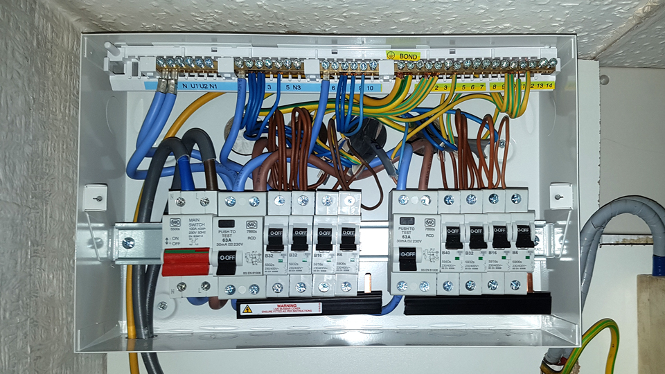 Verselec Electricians Liverpool - Fuse Board Replacement - Consumer Unit Repairs