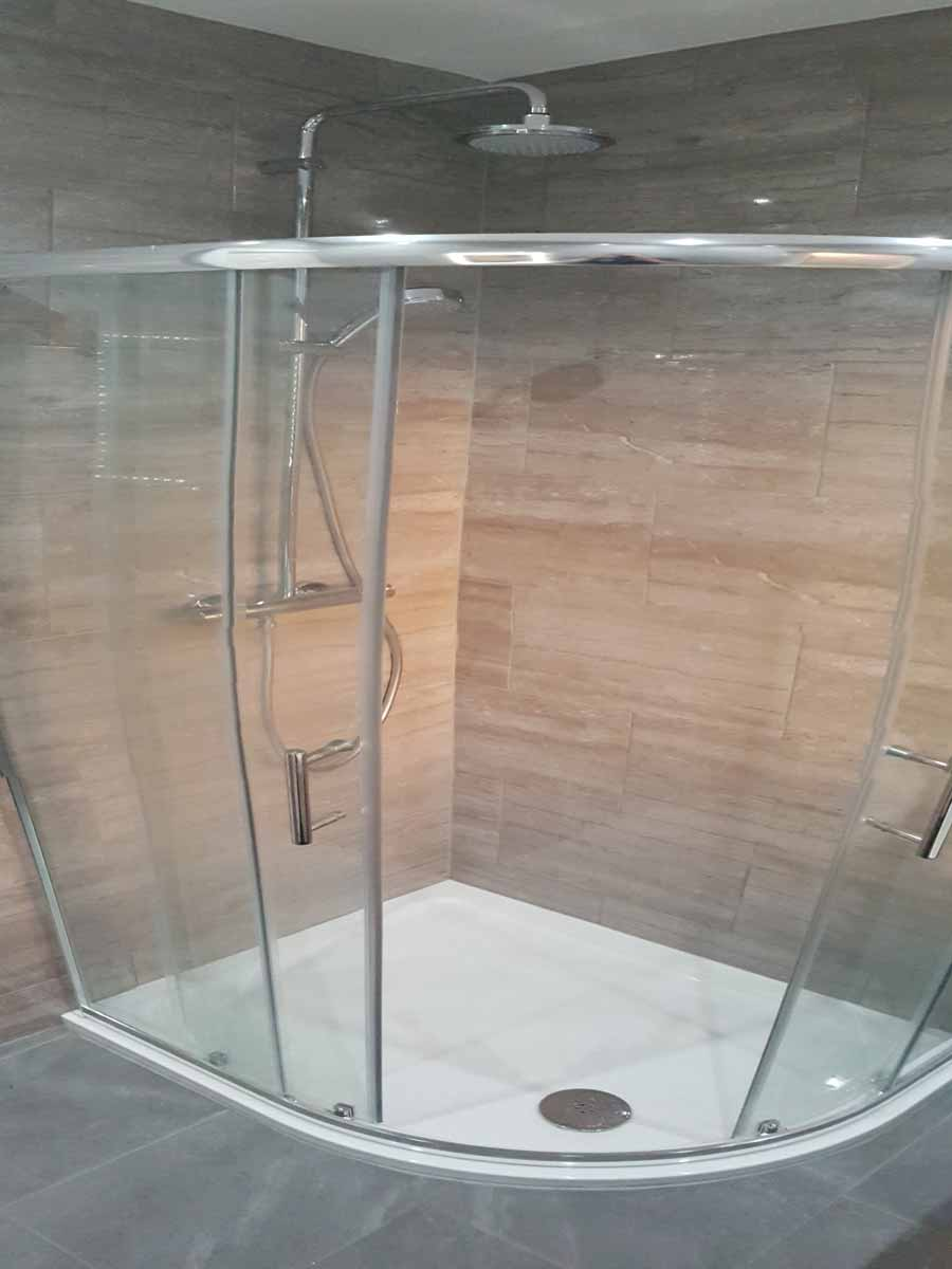 Verselec - Plumbers Liverpool - Bathroom Refurbishment Garston, L19