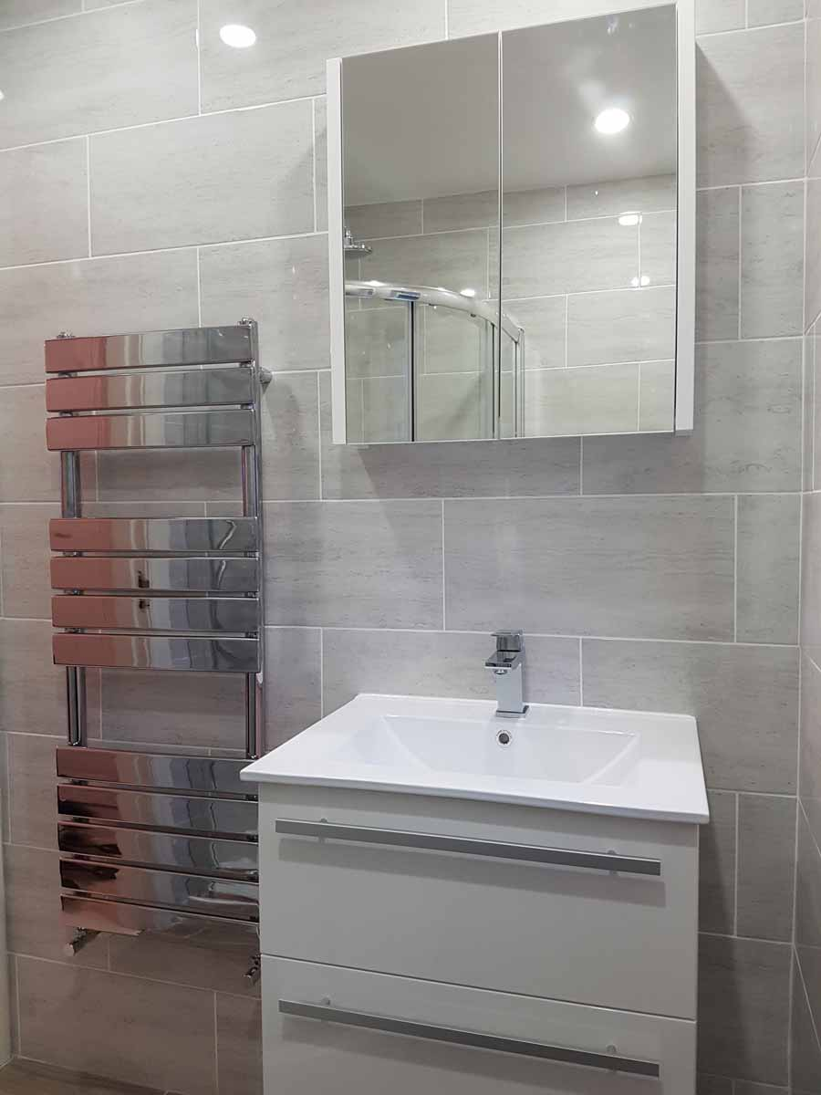 Verselec - Plumbers Liverpool - Bathroom Refurbishment Maghull - L31